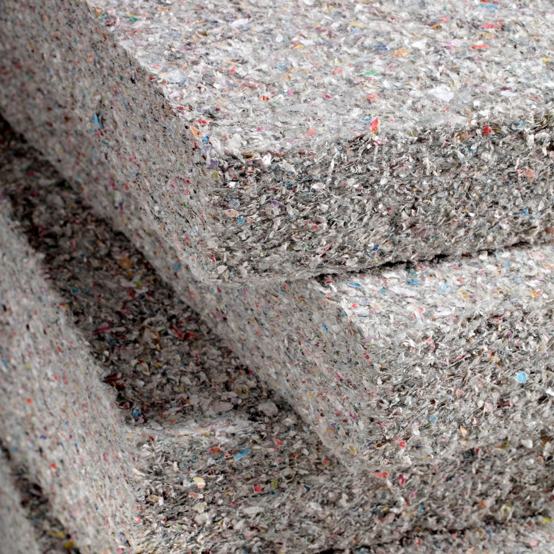 Cellulose Insulation – Post Consumer Recycled Content
