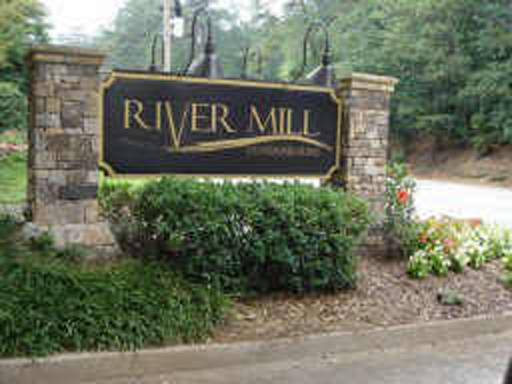 315 River Mill entrance