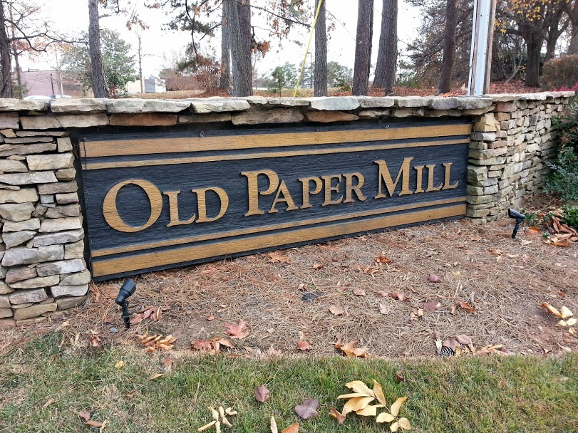 Old Paper Mill