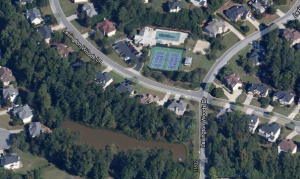 Lexington Woods Swim Tennis Lake