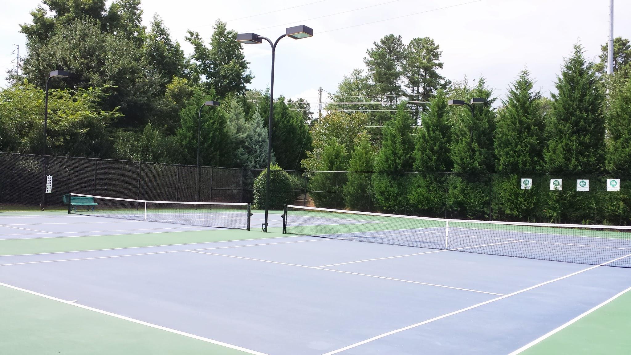 New Kent Tennis