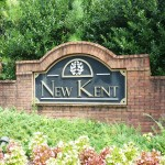 New Kent Sign