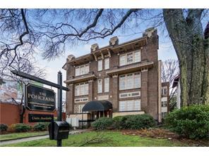229 Ponce de Leon Avenue NE #12 Atlanta, GA 30308 – SOLD – $220,000