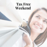 Georgia Tax Free Weekend for Energy or Water Efficient Products