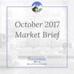 October 2017 Market Brief