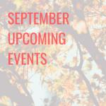September Events Around Atlanta