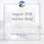 Atlanta REALTORS® Market Brief August 2018 Edition