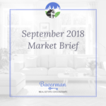 Atlanta REALTORS® Market Brief September 2018 Edition