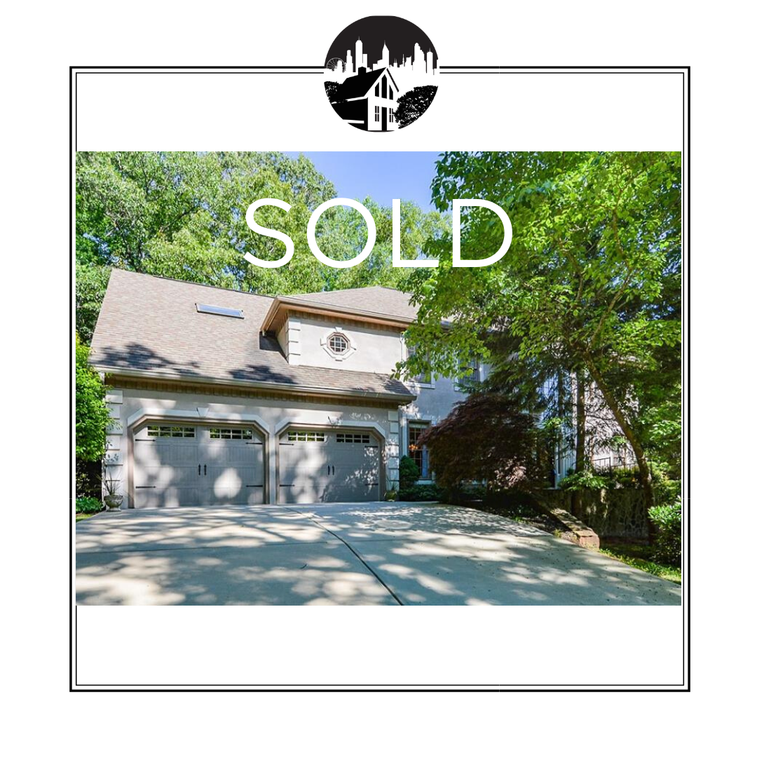 4393 Windsor Oaks Circle Marietta GA 30066 – SOLD – $458,000