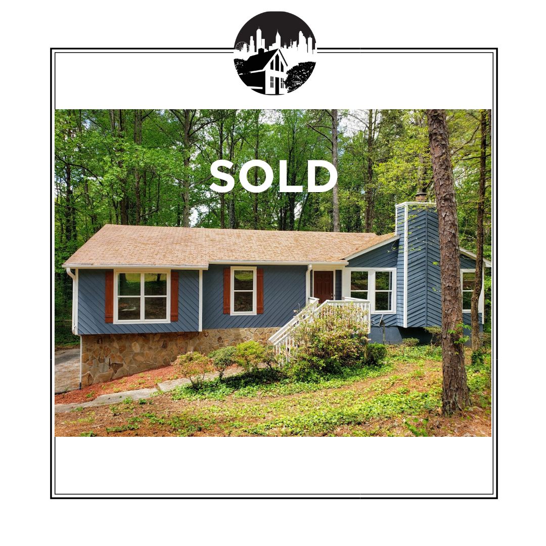 3717 Stoney View Dr Marietta GA 30062 – SOLD – $262,000