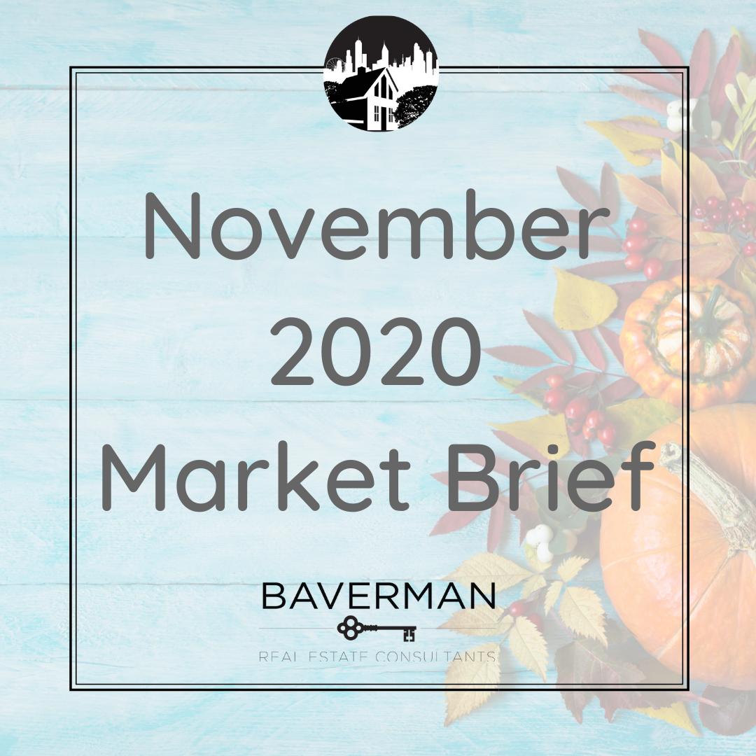 Atlanta REALTORS® Market Brief November 2020 Edition