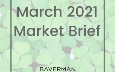 Atlanta REALTORS® Market Brief March 2021 Edition