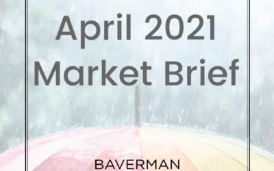 Atlanta REALTORS® Market Brief April 2021 Edition