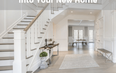 6 Things to Do Before Moving into Your New Home