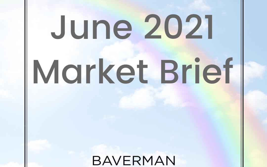 Atlanta REALTORS® Market Brief June 2021 Edition