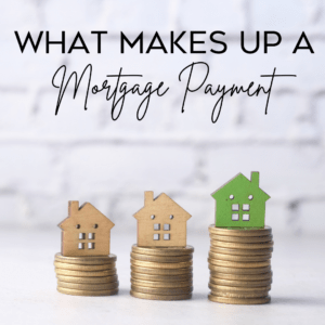 What makes up a mortgage payment?